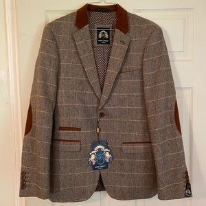 Marc Darcy suit jacket